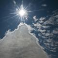 Billede af himmel