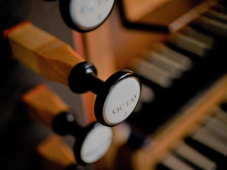 Billede af orgel